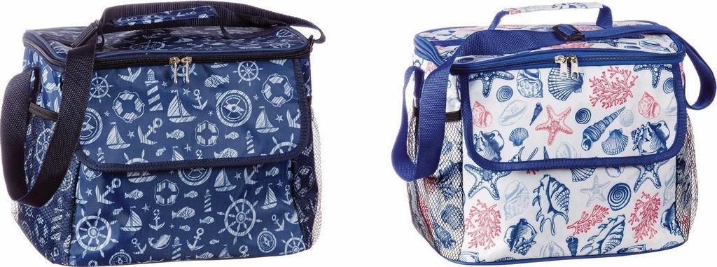 Hladilna torba Star, tekstil, sort barve, 16 l