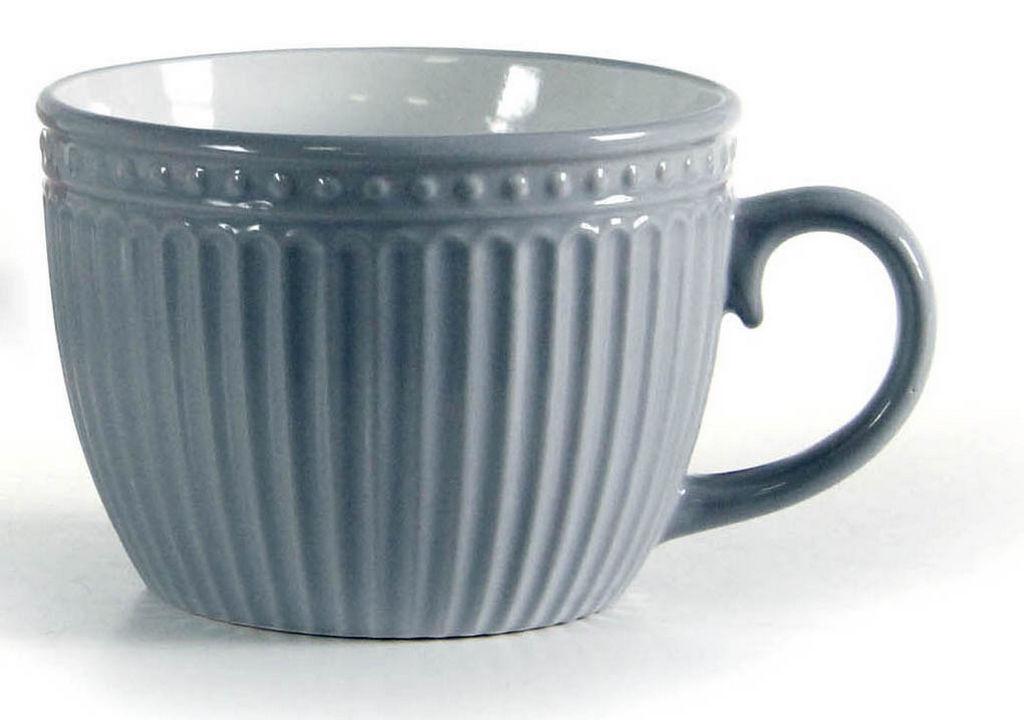 Skodela, porcelan, sortirane barve 460 ml