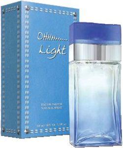 Parfumska voda New Brand, Ohhhh, light, 100ml