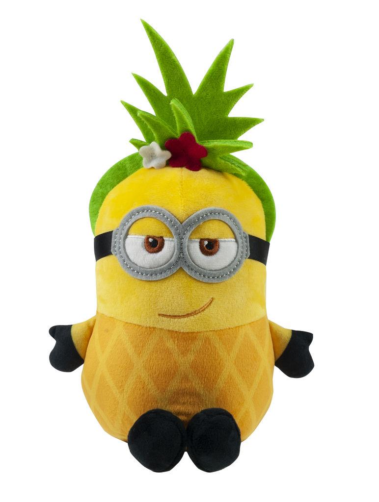 Igrača pliš Minion, ananas