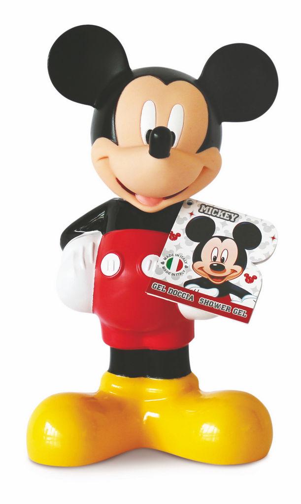 Gel za tuširanje Naturaverde, otroški, Mickey 3D, 200ml