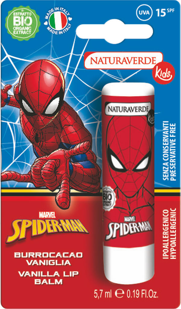 Balzam za ustn.NV, Spiderm., SPF 15, 5.7ml