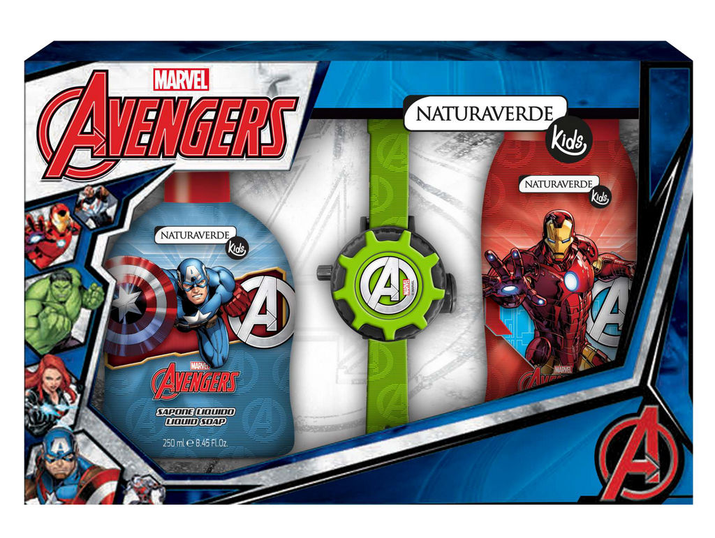 Darilni set Avengers