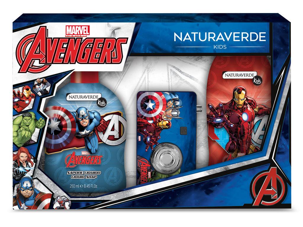 Darilni set Naturaverde, Avengers