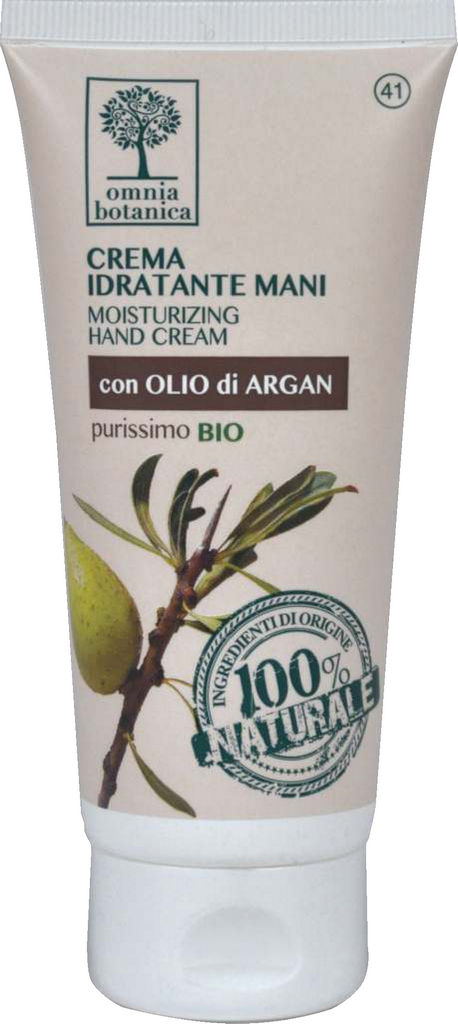 Krema Omnia Botanica za roke, aragana, 75ml
