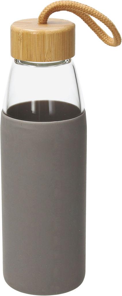 Steklenička za vodo 500ml, beige