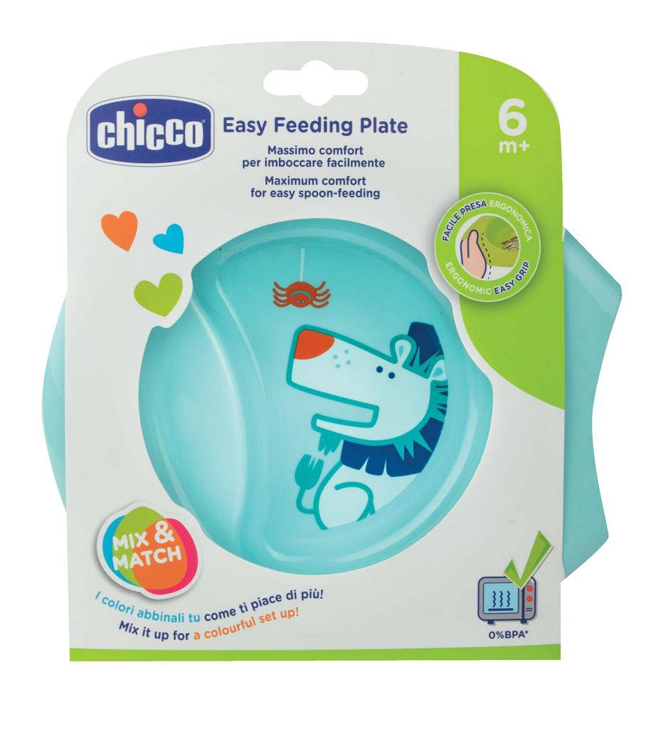 Krožnik Chicco otroški, od 6. meseca
