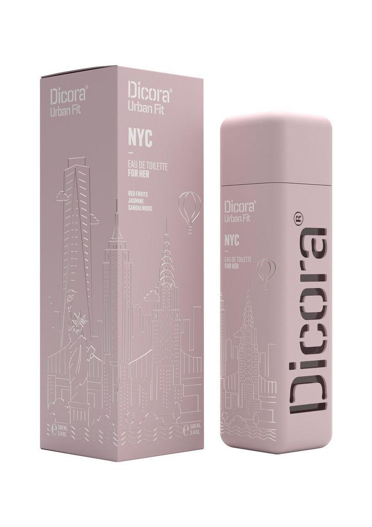 Toaletna voda Dicora Urban Fit NYc, ženska, 100ml