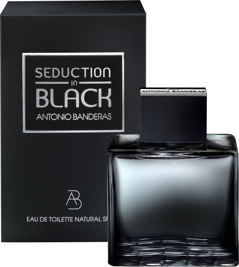 Toaletna voda Antonio Banderas, Seduction, moška, 50ml