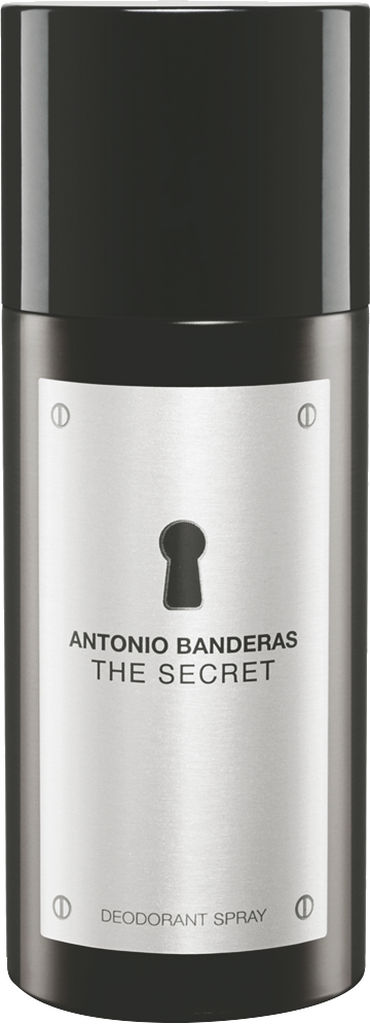 Deodorant Antonio Banderas, Secret, moški, 150ml