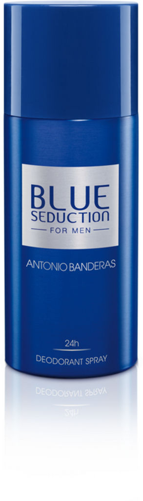 Deodorant Antonio Banderas, Seduction, moški, 150ml