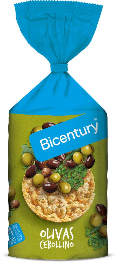 Vaflji koruzni, olive in drobnjak, 123,5 g