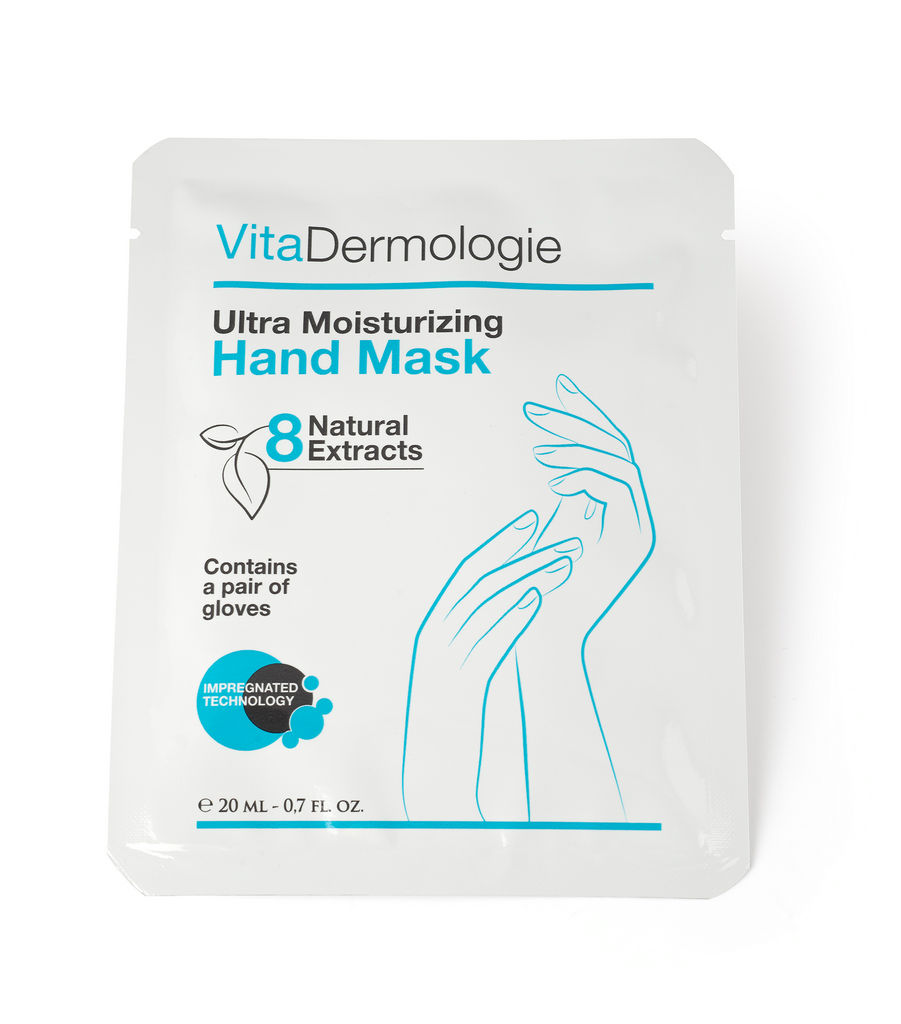 Maska za roke Vita dermologie, Anti-ageing regenerating gloves, 20ml