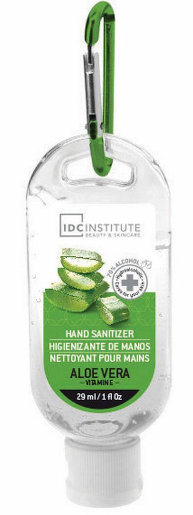 Dezinfekcijski gel na obešanki, aloe vera 29 ml