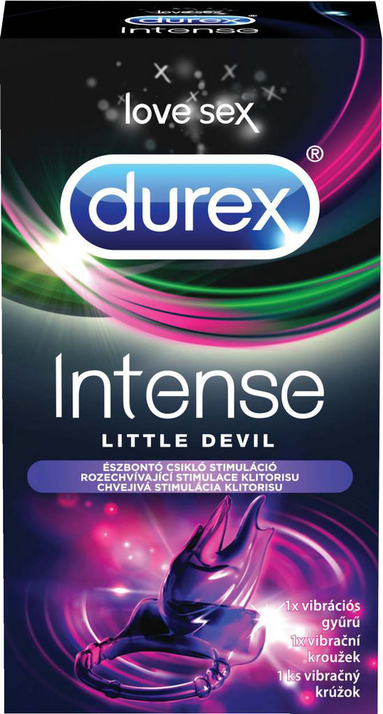 Obroček Durex, Little devil ring