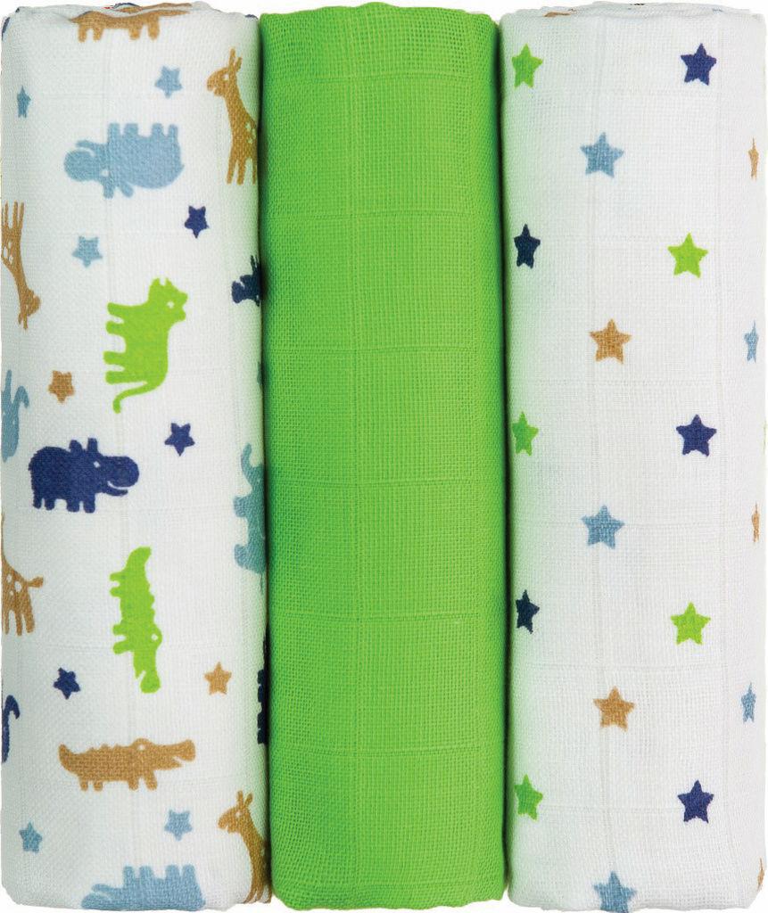 Plenice tetra, Green croc., 70x70cm, 3/1