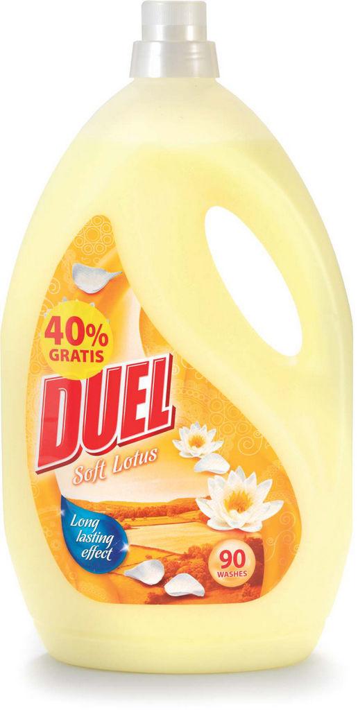 Mehčalec Duel, Soft lotus, 2,7l