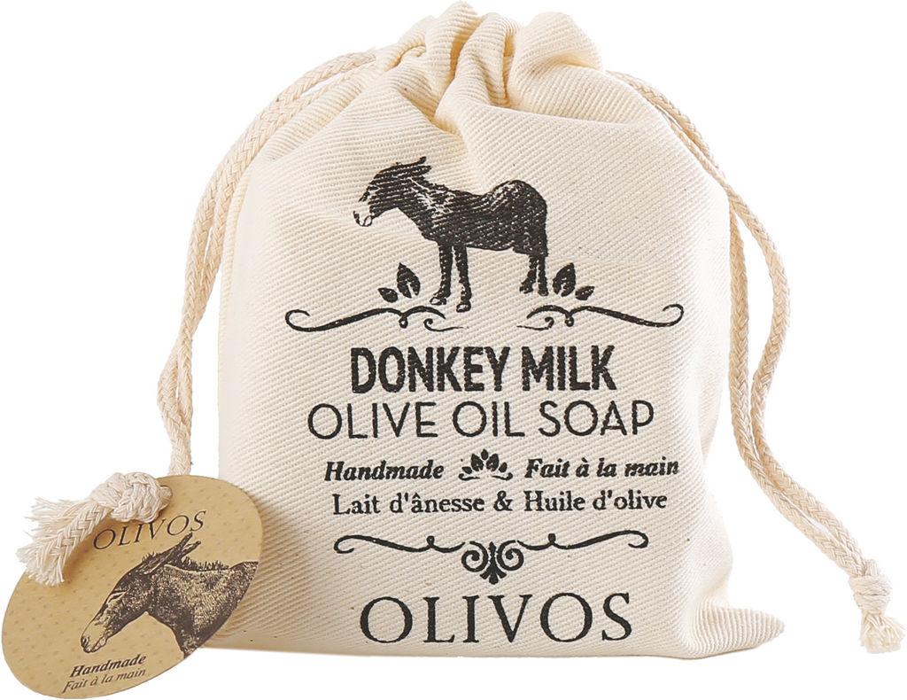 Milo naravno Olivos z oslovskim mlekom, 100g