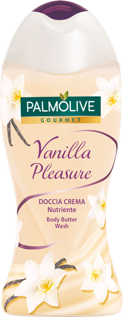 Gel za prhanje Palmolive, Gourmet, vanilla, 250ml