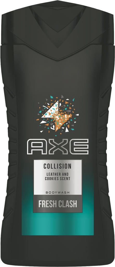 Gel za prhanje Axe, Leather&Cookies, 250ml