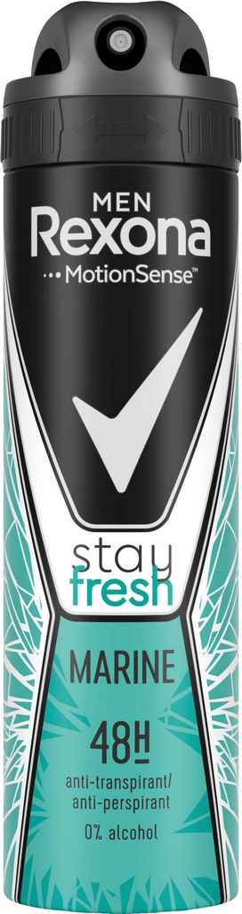Dezodorant Rexona, moš., Marinel, 150ml