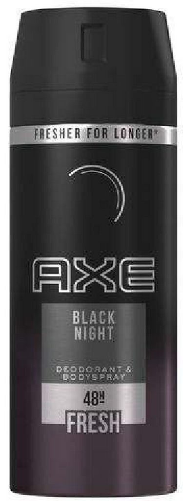 Deo.sprej Axe, Black night, 150ml