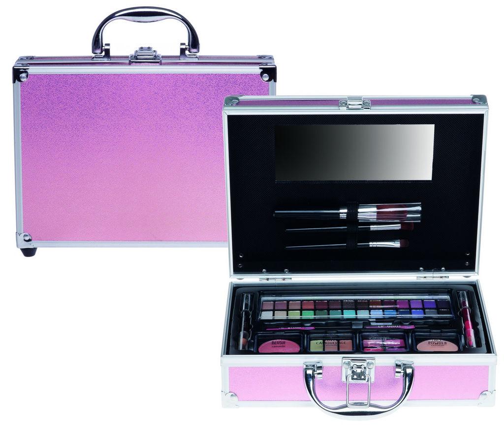 Kovček Casuelle, pink, 81.368