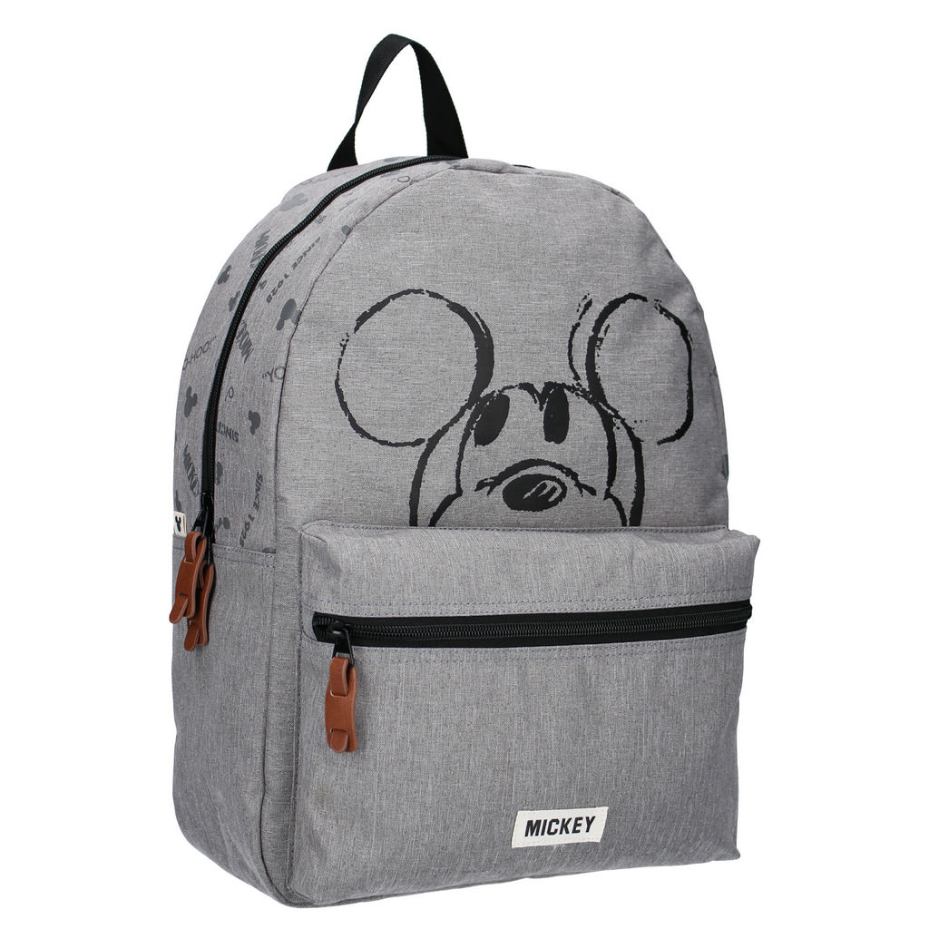 Nahrbtnik Backpack Mickey Mouse, Repeat after me