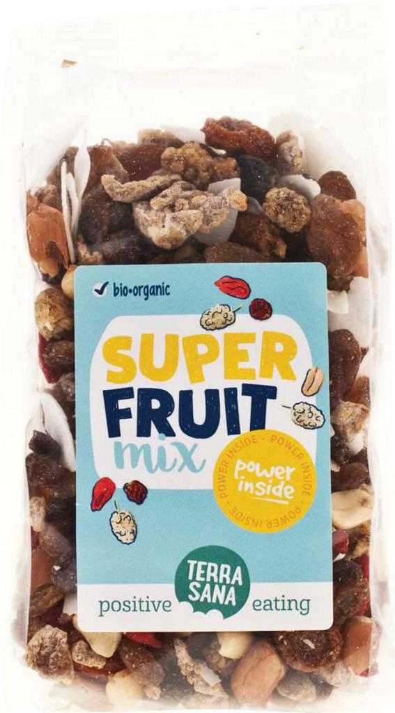 Mešanica Bio Terrasana, oreščki, super sadje, 175g