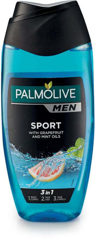 Gel za prhanje Palmolive, sport, revita.,2v1, 250ml