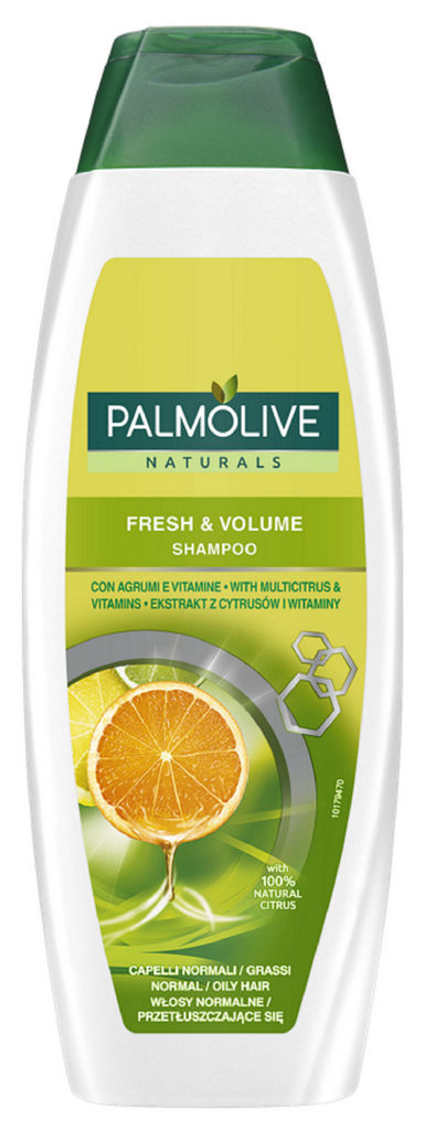 Šampon Palmolive, Fresh in volume, 350 ml