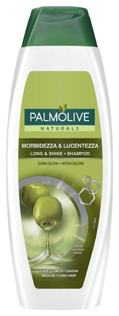 Šampon Palmolive long&shine, olive, 350 ml