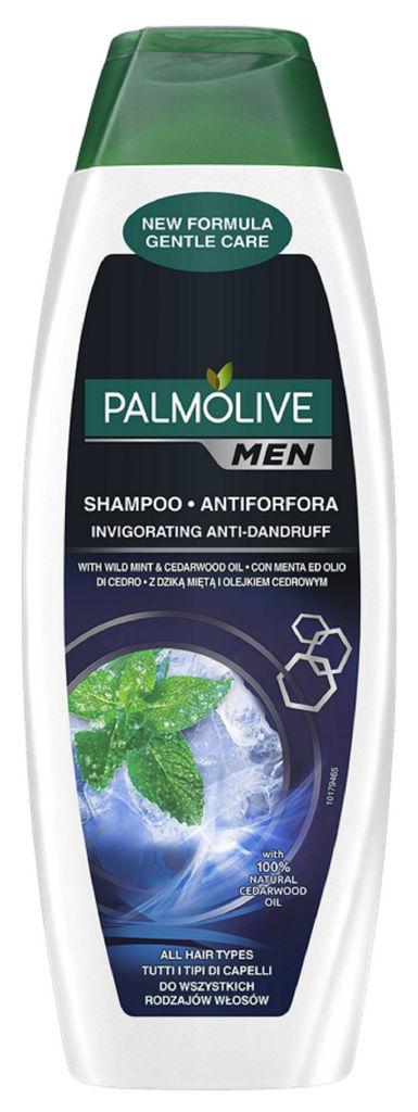 Šampon Palmolive, Men invigorating, 350 ml