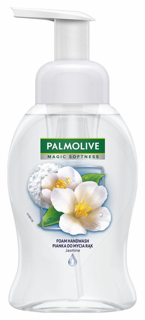Pena Palmolive, Magic softness, jasmin, 250ml