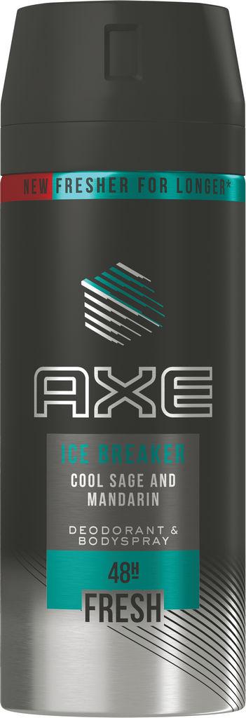 Dezodorant sprej Axe, Ice breaker, 150 ml