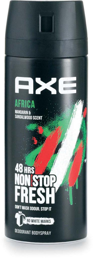 Dezodorant sprey Axe, Africa, 150ml