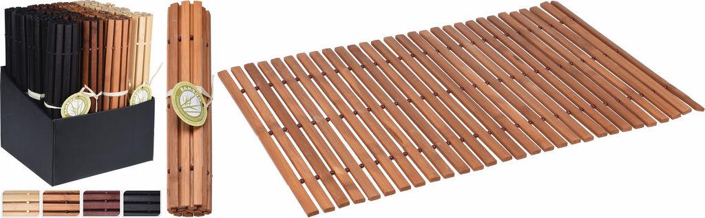Pogrinjek iz bambusa, 30 x 45 cm