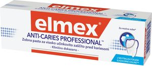 Zobna pasta Elmex profess., pr.kariesu, 75ml