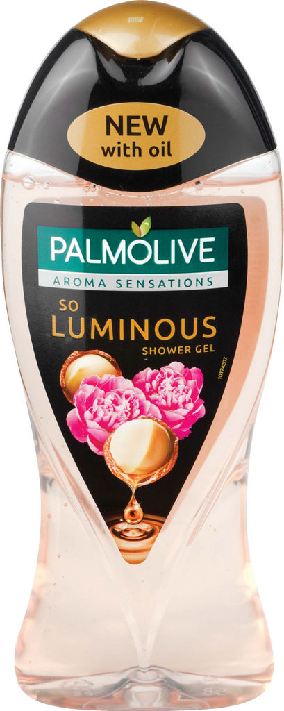 Gel za prhanje Palmolive Aroma sensitive,So Lumino
