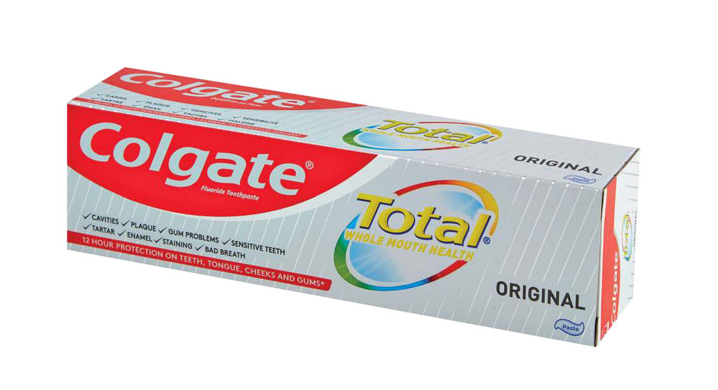 Zobna pasta Colgate, Total original, 100 ml