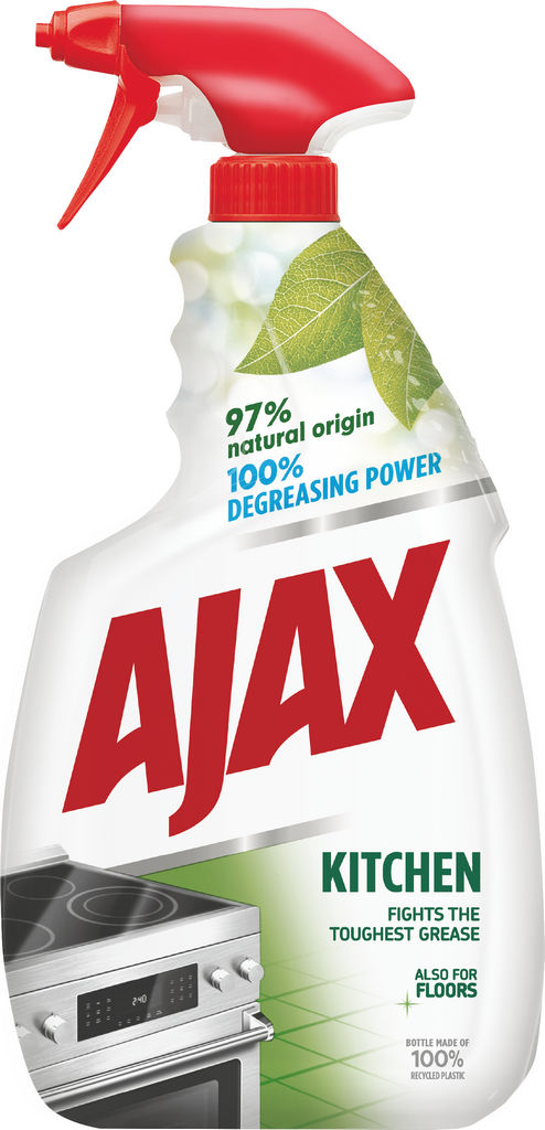 Čistilo Ajax Kitchen, sprej, 750ml