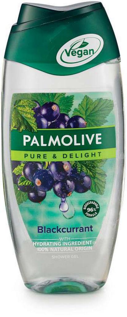Gel za prhanje Palmolive, pure black curant, 250ml