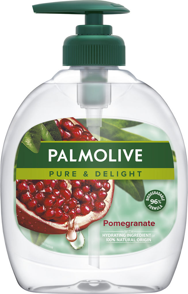 Milo Palmolive, tek., Pure pomegranate, 300ml