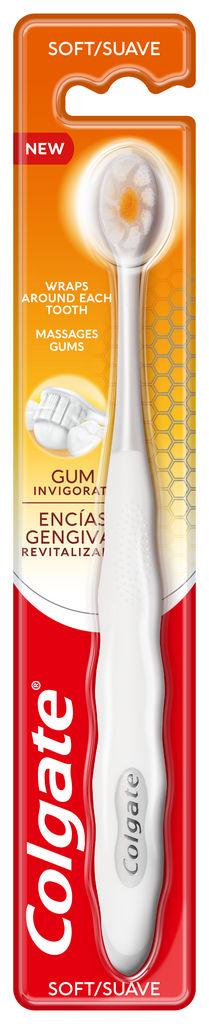 Zobna ščetka Colgate, za dlesni, Invigorating soft