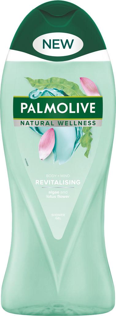 Gel za prhanje Palmolive, Natural Wellness Revitalising, 500ml