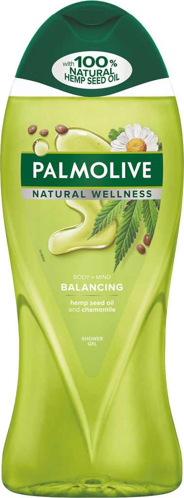 Gel za prhanje Palmolive, Natural Wellness Calming, 500ml