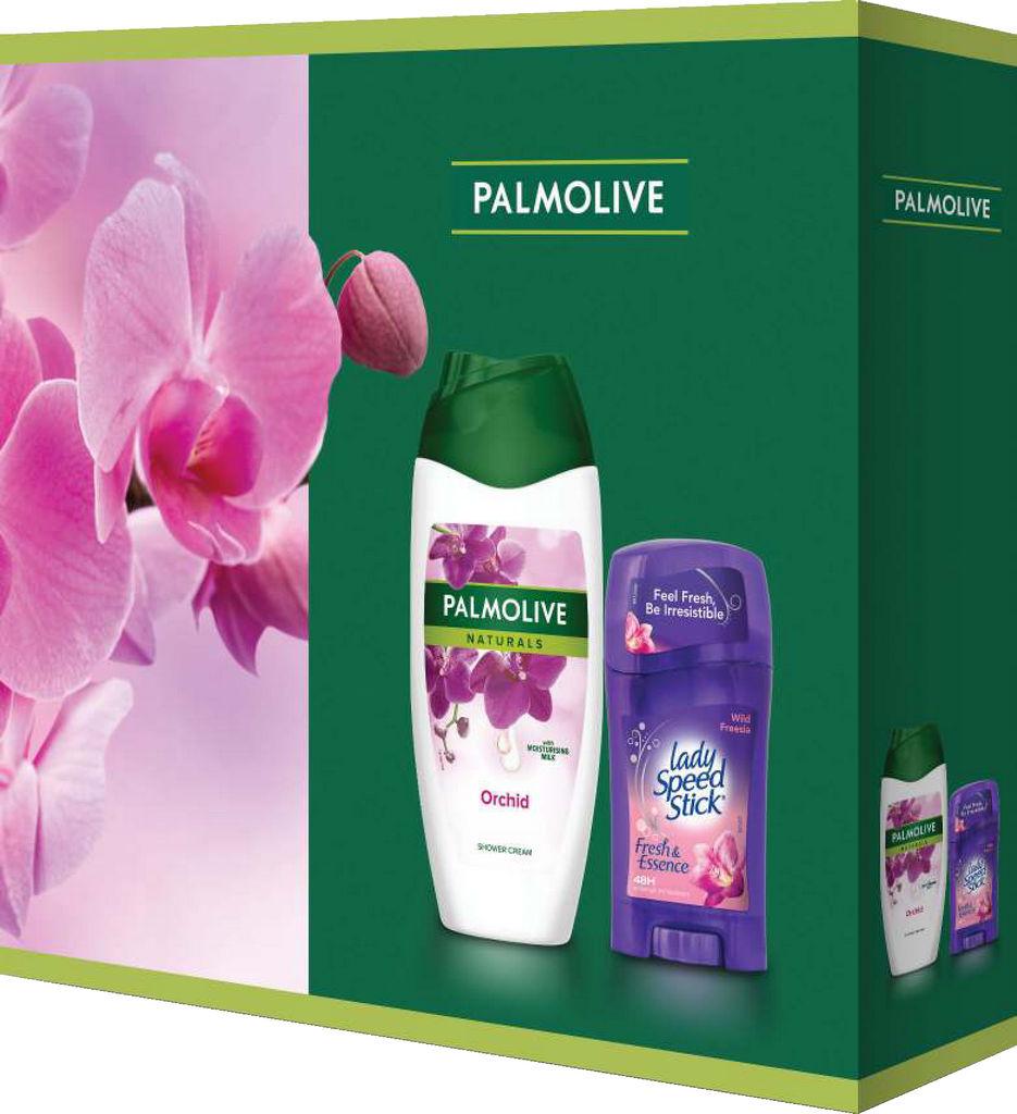 Darilni paket Naturals, Black orchid