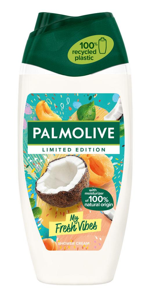 Gel za prhanje Palmolive,  Fresh vibes, 500 ml