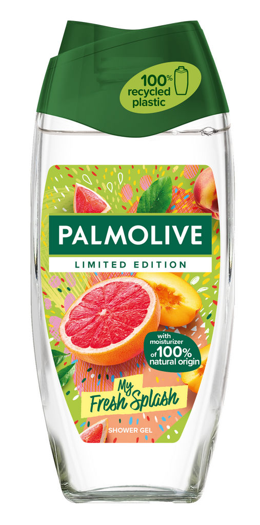 Gel za prhanje Palmolive, Fresh splash, 500 ml
