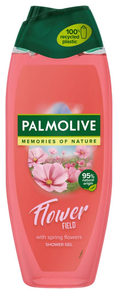 Gel za prhanje Palmolive, Memories Flower Field, 500 ml